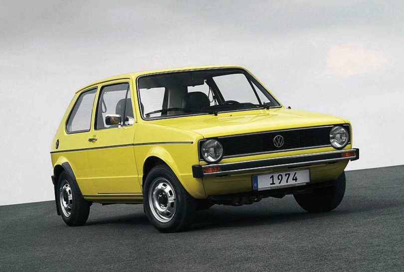 從1974年第一代Golf發表至今,Golf車系已賣出超過3,600萬輛。(圖/台灣福斯提供)