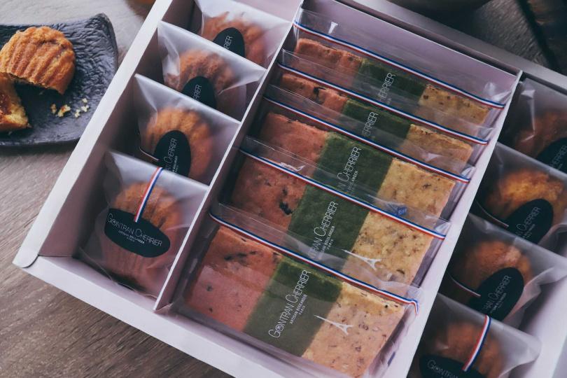 「GC法式烘焙╳目目非營利公益聯名禮盒」在8/31前訂購,可享早鳥價800元。(圖/目目非營利提供)