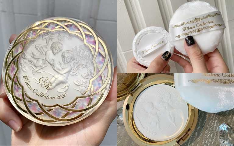 米蘭絕色美膚香體粉2020 GR 32g/2,700元(圖/吳雅鈴攝影)