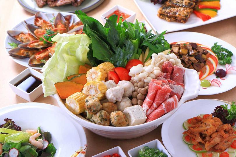 暖身又暖心的日式涮涮鍋,是大小朋友的餐點首選。