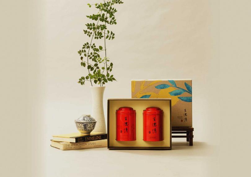 「澄靜禮盒」依組合1,450元至2,050元。(圖/王德傳茶莊提供