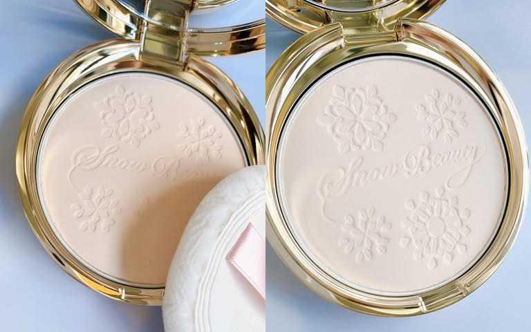 可控油又兼具保養功效的細緻粉末,不只能睡前保養用,拿來早上幫全臉定妝或是當作胸前、頸部的身體蜜粉都很適合。(圖/吳雅鈴攝影)