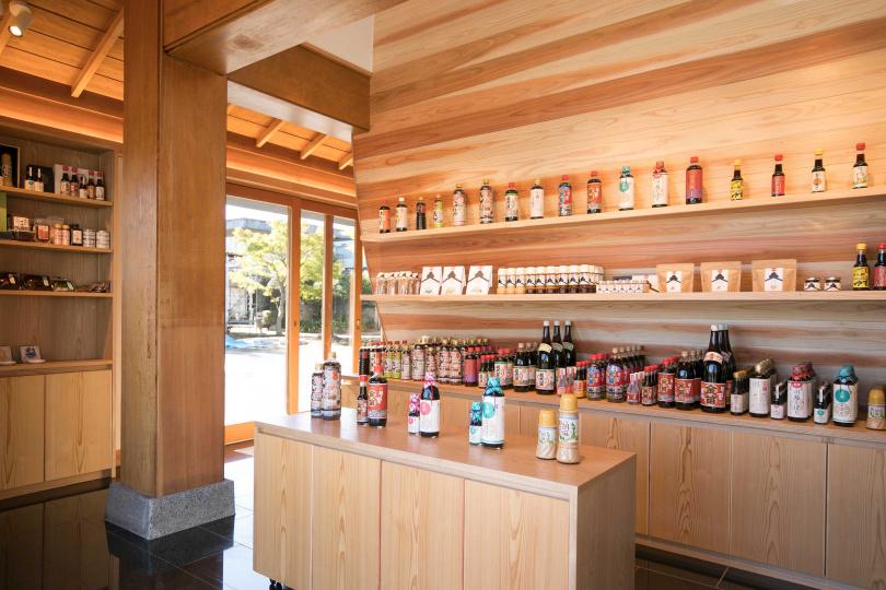 金笛醬油直營店。(圖/我傳媒提供)