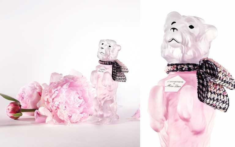 Miss Dior 花漾迪奧淡香水-BOBBY 限量復刻版90ml/18,000元(圖/品牌提供)