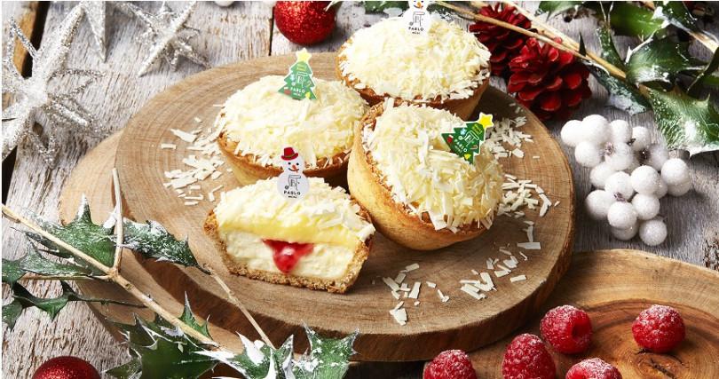 白色山莓。(圖/PABLO提供)