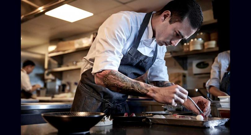 秘魯名廚Nicolás Schmidt,白色情人節前於台北餐廳客座,跨界廚藝頗受好評!