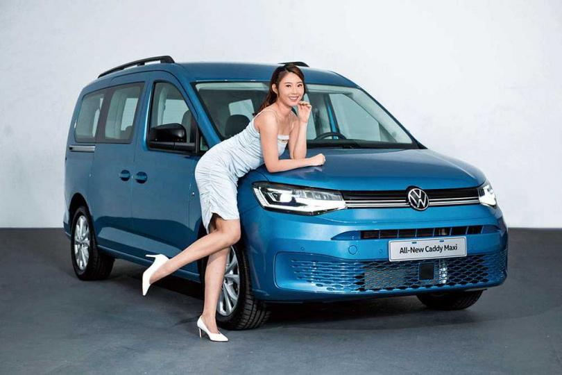 飆上路/王者大躍進 第五代VW Caddy Maxi TDI Life(圖/福斯商旅提供)