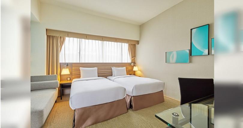 台北凱撒大飯店綺幻客房