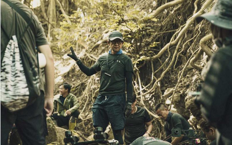 《傀儡花》(暫名)宣布殺青,導演曹瑞原感謝各界支援。(圖/公視)
