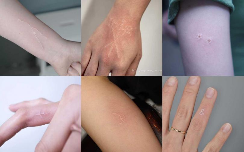 (圖/翻攝自IG@rarangtat、mini_happiness_tattoo、haeyum.o_o、nemo.tattoo、tattooist_haedeun、tattooer_jina)