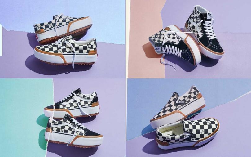 adidas Originals Superstar系列三款配色皆有男女尺寸,建議售價為NT3,090。(圖/adidas Originals)