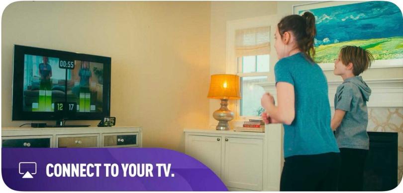 建議家裡有傳輸線的話可以連接電視螢幕,看得更清楚。(圖/翻攝網路)