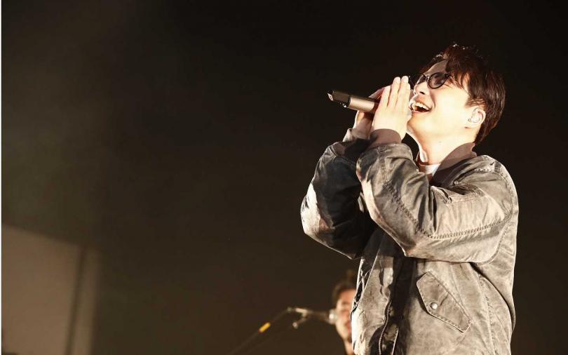 台灣歌迷的熱情讓星野源印象深刻,希望明年再來開唱。(圖/雅慕斯娛樂提供、西槇太一攝)