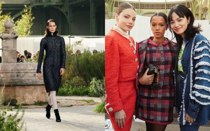 香奈兒剛結束2020年巴黎春夏高級訂製服系列大秀。 (圖/品牌提供)