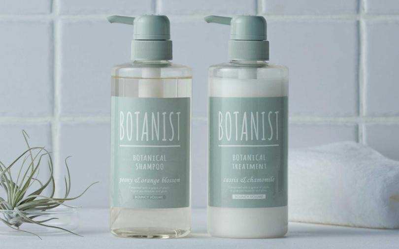 BOTANIST的第6款基礎洗護產品-植物性彈潤蓬鬆新品已經正式登台開賣囉。(圖/品牌提供)