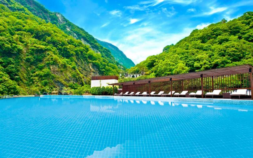 想度過一個遠離城市喧囂的山水假期,太魯閣晶英酒店是個不錯的選擇!