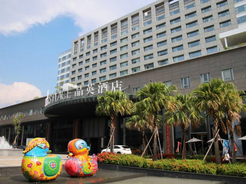 購買台南晶英酒店推出的最新方案,兩人入住最低只要3740元。