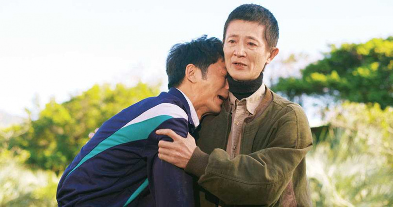 李李仁跟陳博正曾在《熱海戀歌》同框飆戲,前輩敬業又謙虛的態度,讓李李仁印象深刻。(圖/三立提供)