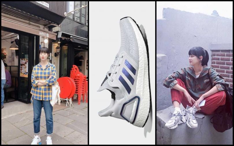 編輯推薦類似款:adidas Ultraboost 20EG0715球鞋 /5,990元。(圖/翻攝自網路、品牌提供)