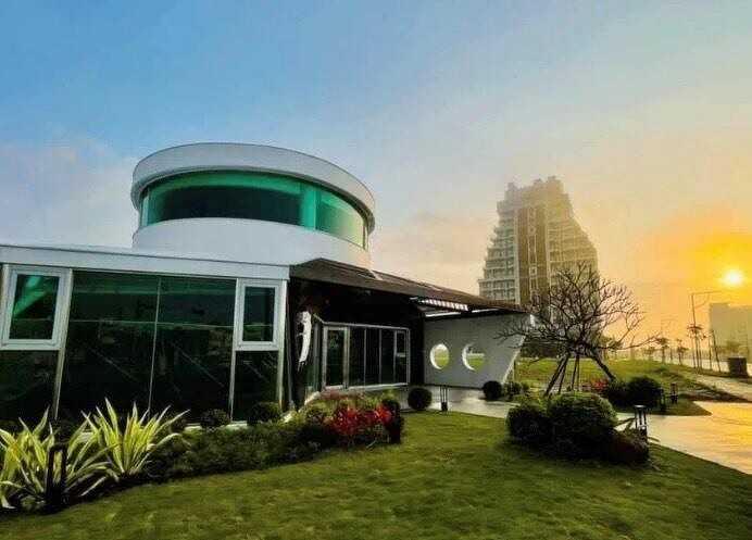 全新登場的宜蘭頭城門市,是當地第5間門市。圖片來源:星巴克