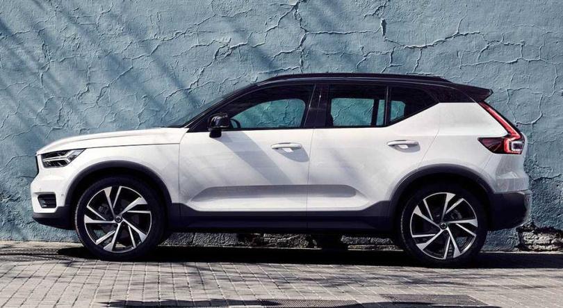 XC40直到2018年8月才正式引進台灣,首批車輛在上市前即銷售一空。(圖/VOLVO提供)