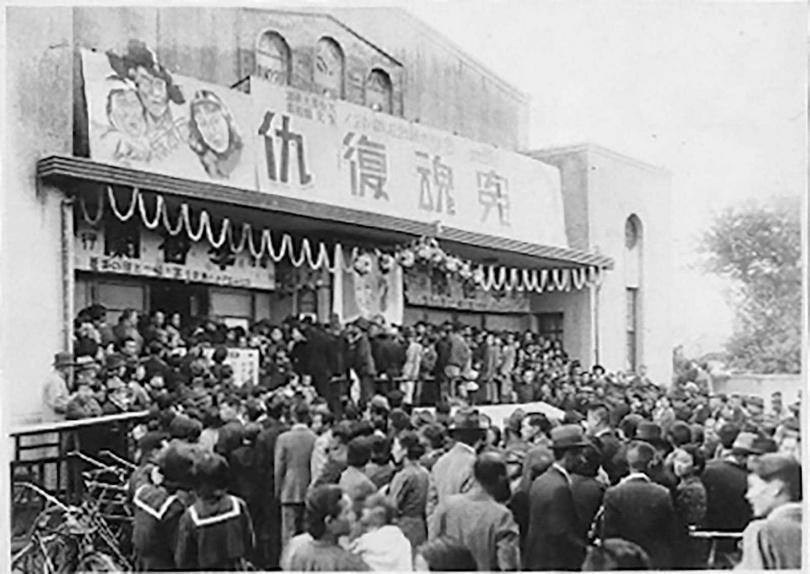「影像博物館」前身為日據時代的「有樂館」,也是全台第一座有冷氣設備的戲院;如今改為博物館,除了保留早期設備及文物,並在固定時段播放老電影。(圖/影像博物館提供)