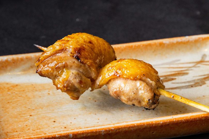 雞蠔肉。(圖/台北鳥喜 produced by Toriki とり喜提供)
