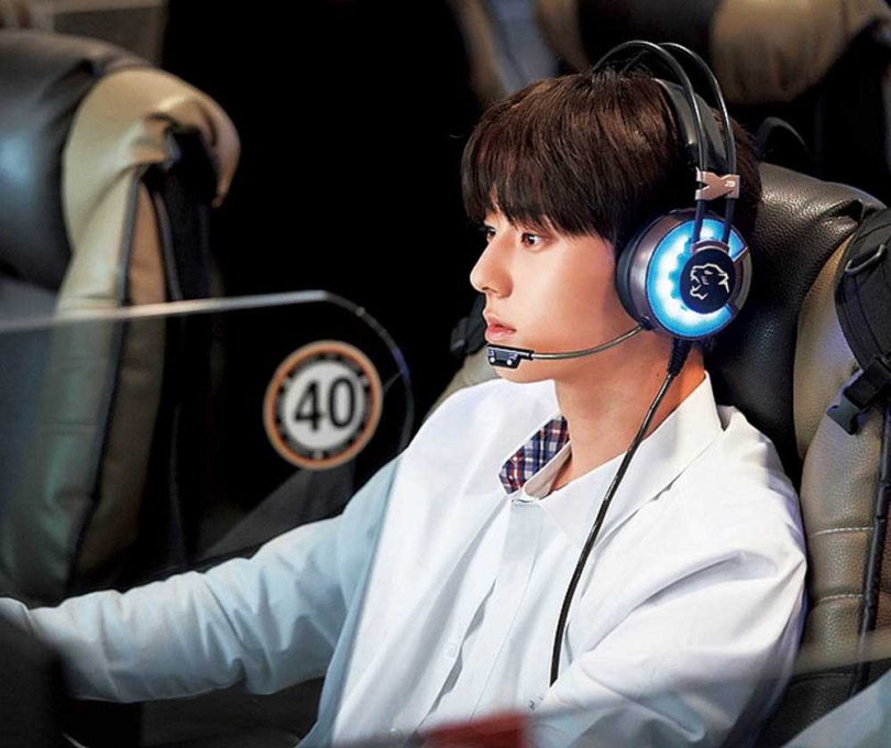黃旼炫和劇中角色「高恩澤」的共通點就是很有計畫性,連出遊都要仔細規劃。(圖/翻攝JTBC)
