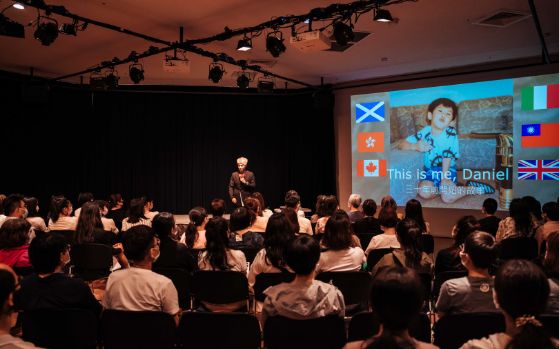 【NTT+不藏私講堂】2020年邀請Daniel Wang分享。