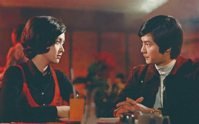 1973年李行執導的《彩雲飛》將在今天(8/2)晚間七點,剝皮寮演藝廳舉行。(圖/國家電影中心提供)