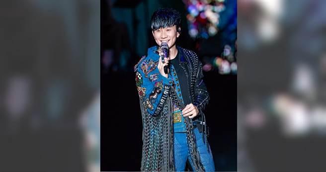 林俊傑昨在襄陽開唱。(圖/JFJ Productions提供)