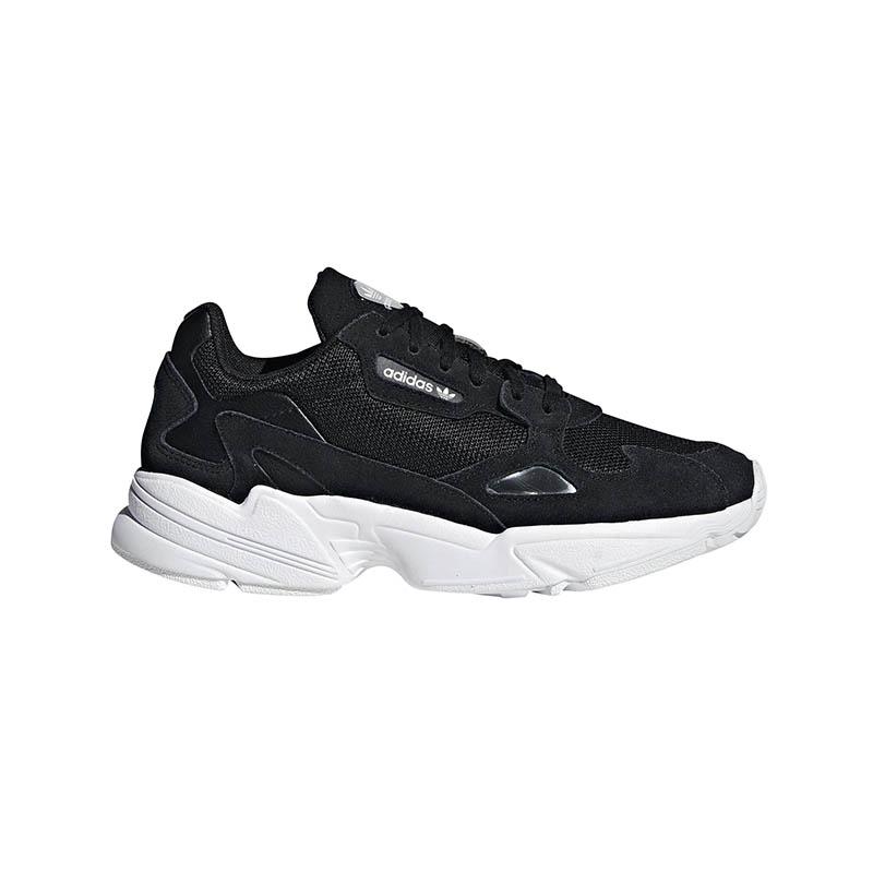 adidas OriginalsFalcon W黑色休閒鞋/3,690元