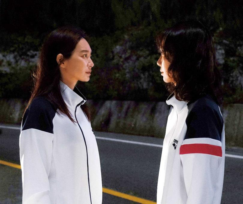 李裕英和申敏兒在《詭憶》中是好友,戲外兩人也會相約練習跳水。(圖/采昌國際多媒體提供)