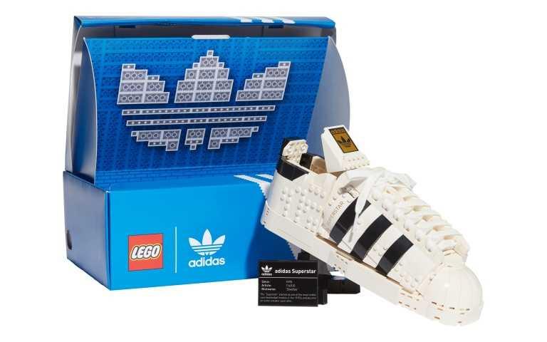 10282 LEGO® adidas Originals Superstar/3,199元(圖/品牌提供)