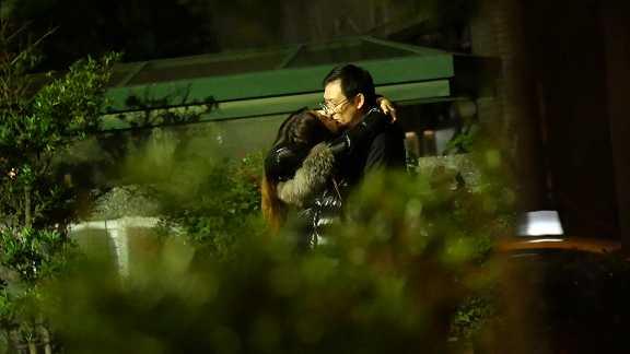 陳綺貞與已婚男的親密畫面讓她女神形象破滅。