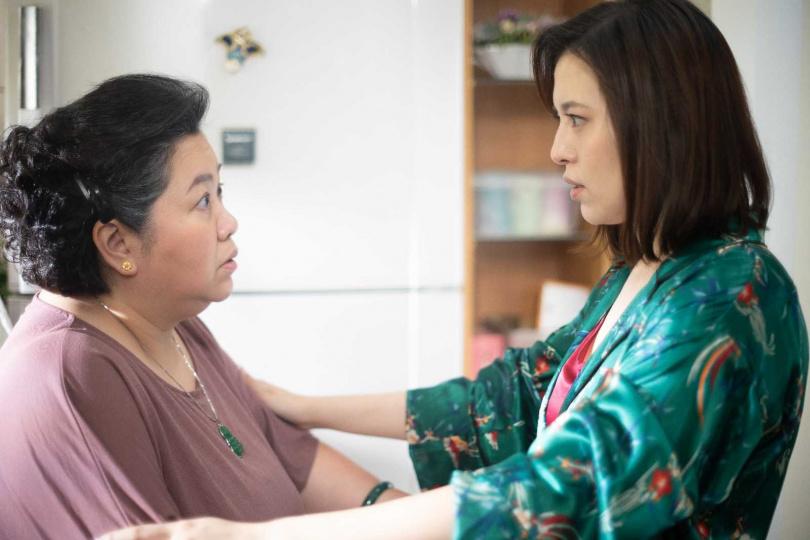 劉品言在《我的婆婆》中與鍾欣凌將有勁爆的婆媳爭鬥場面。(圖/公視提供)