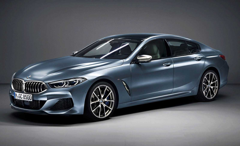 BMW 840i Gran Coupe M Sport(圖/汎德提供)