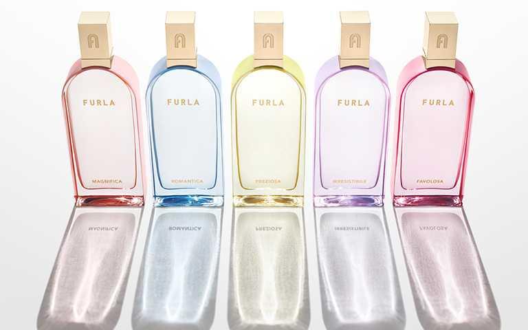 FURLA系列香氛100ml/NT3,000、30ml/NT1,600、10ml/NT650,全省百貨maison de beauté唯一販售。(圖/鋒恩香水提供)