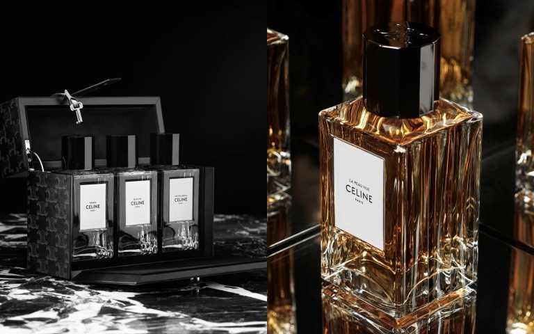 CELINE高級訂製香水系列 100ml/7,100元;200ml/10,500元(圖/品牌提供)