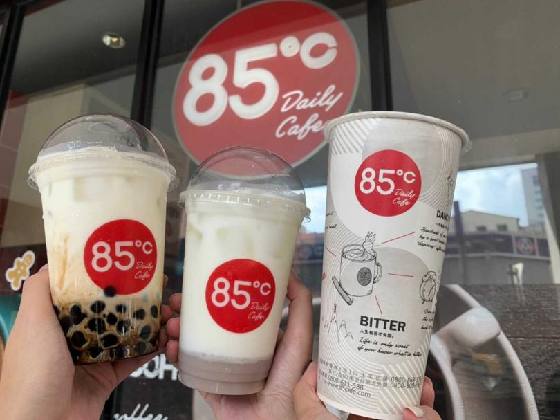 11/10咖啡第二杯半價;11/11上午11點到晚上11點,黑糖珍珠和芋頭系列第二杯20元!