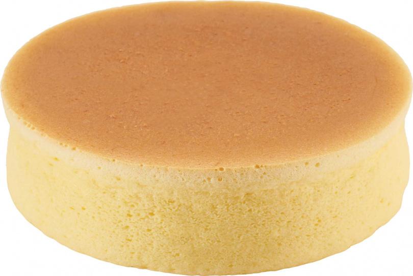 「黃金輕乳酪」含在嘴裡會像棉花糖般的化開,令人食指大動!