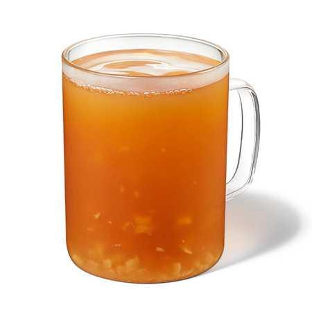 圖為「麥蘆卡蜂蜜薑汁紅茶」。圖片來源:星巴克