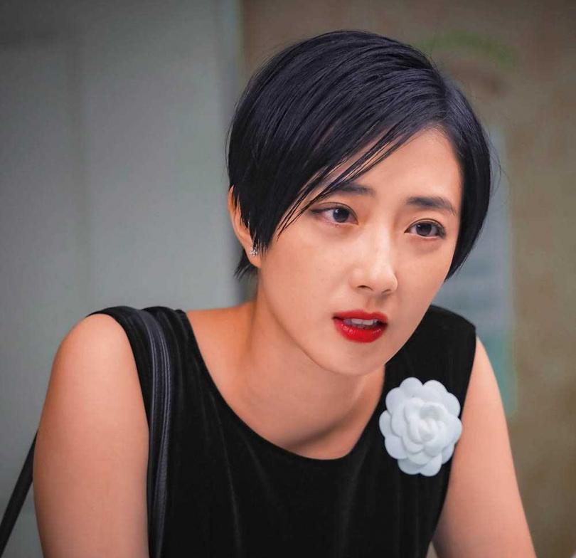 《腿》桂綸鎂(圖/金馬執委會提供)