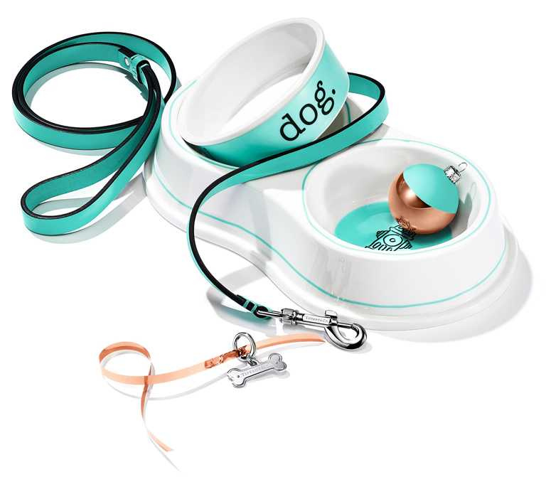TIFFANY & CO.「寵物用品」╱價格店洽。(圖╱TIFFANY & CO.提供)