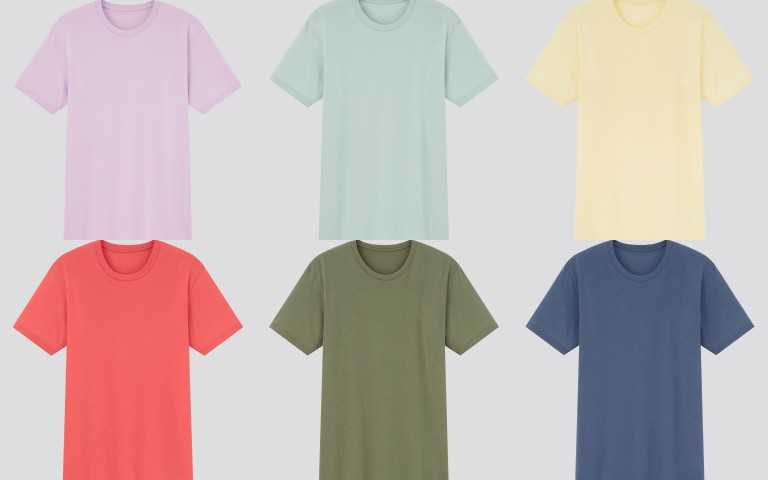 UNIQLO圓領T恤﹙8/6-8/12期間限定)共11色/99元(圖/品牌提供)