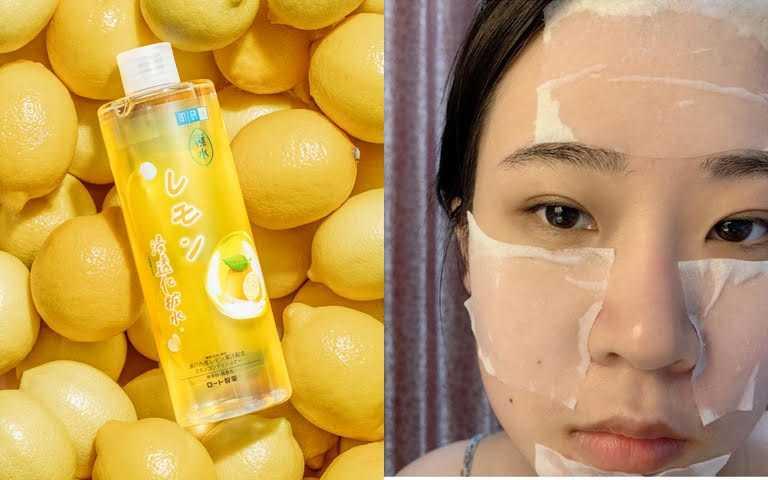 肌研極水檸檬淨白化粧水400ml/299元  400ml大容量,即使拿來濕敷也完全不心疼。(圖/品牌提供、翻攝小紅書)