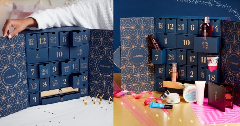 LOOKFANTASTIC閃耀星光聖誕禮盒/特價3000元。(圖/品牌提供)