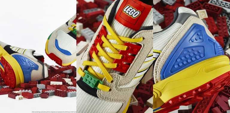 adidas Originals LEGO聯名系列將於 9月25日(五)上市。(圖/adidas Originals)