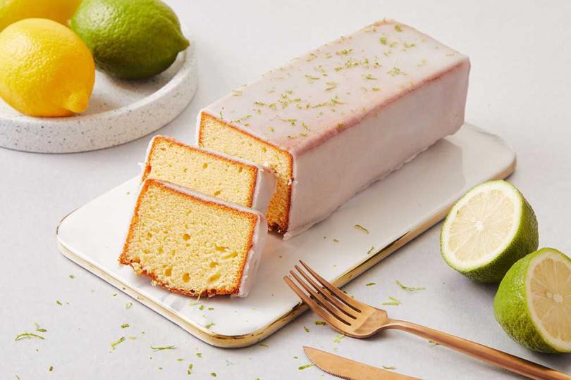 品香坊推出的法式經典老奶奶磅蛋糕,成為小資族送禮首選。(圖/香格里拉台南遠東飯店)