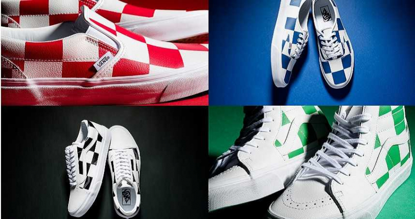 Authentic NT1,780、Slip-On NT1,780、Old Skool NT2,580、SK8-Hi NT2,780(圖/VANS)